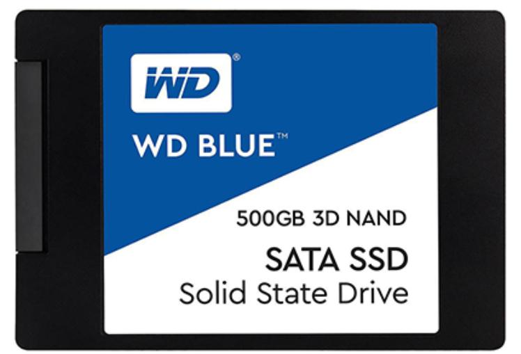 SSD-WD-500GB
