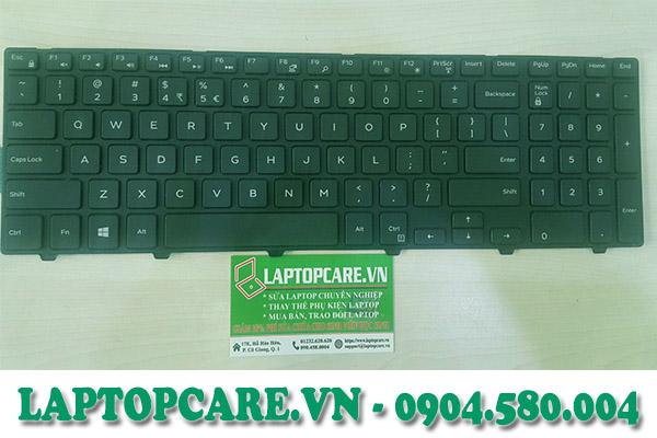 Bàn Phím Laptop Dell Inspiron