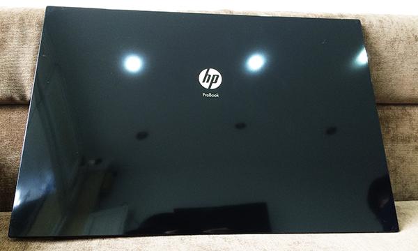 Thay vỏ laptop HP Probook 4510s - mặt A