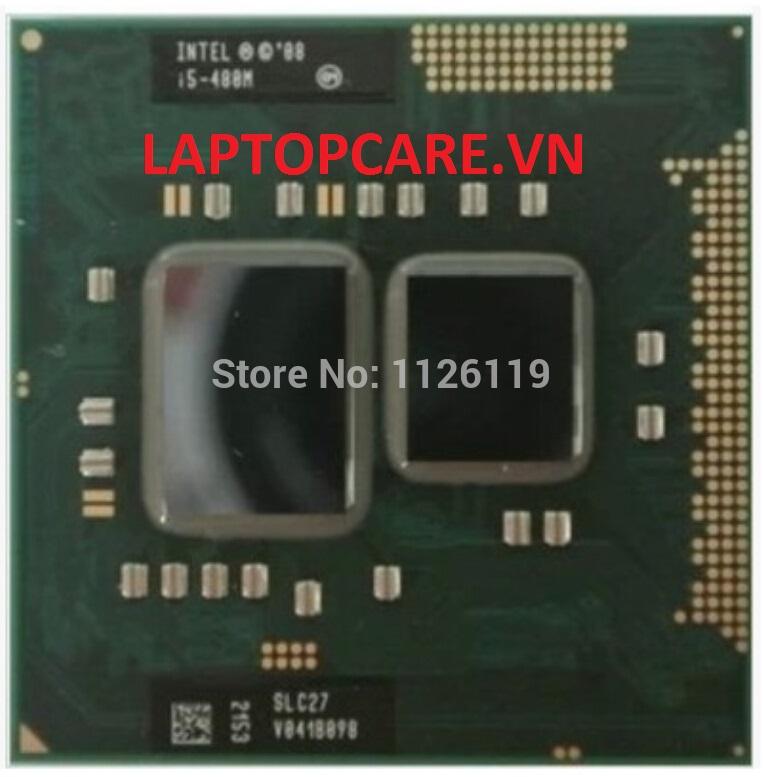 CPU LAPTOP CORE I5 480M