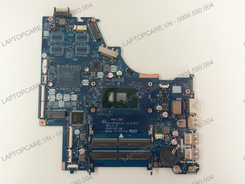 Main HP 15 - BS i3 6006U