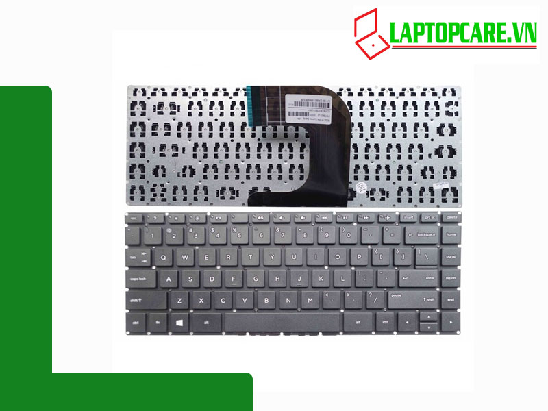 Bàn phím HP 348 G4
